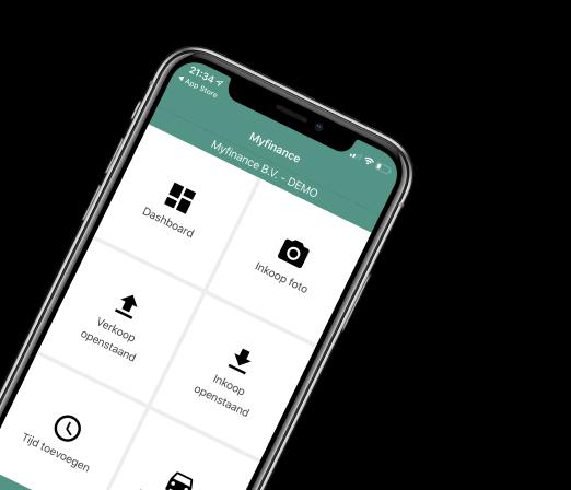 Online boekhouden met handige App