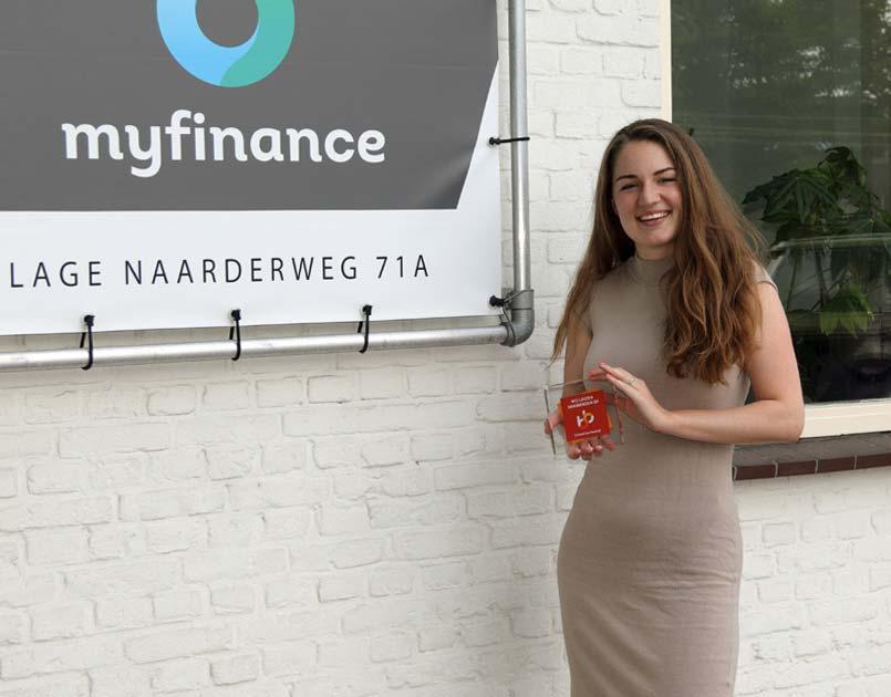 Mila Werkhoven Myfinance